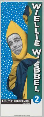 J1987-056.jpg; J1987-056; Wiellie Wiebbel 2; affiche